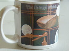 Christian World Inc COFFEE MUG Golfers with Luke 18:27 The Things That Which GoD