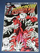 Daredevil #180 March 1982 Frank Miller Art High Grade VF+