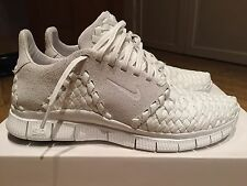 Nike free inneva woven ii sp uk 8 neuf 100% authentique 803040 111