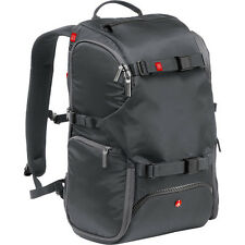 Manfrotto MB MA-TRV-GY Advanced Travel Backpack (Gray). No Fees! EU Seller! NEW!