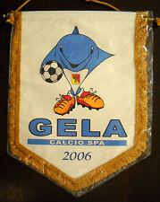 GAGLIARDETTO GELA CALCIO S.p.A. - pennant wimpel fanion