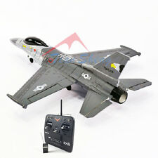 TSRC EPO Gray F16 70MM EDF RTF RC Plane Model W/ 30A ESC Motor Servos Battery