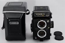 [NEAR MINT] Yashica Mat-124 G 6x6 TLR w/Yashinon 80mm F3.5 Case From Japan #379