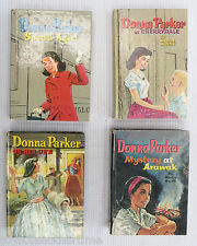 Donna Parker Whitman Vintage Book Lot On Her Own Cherrydale Mystery Arawak