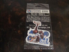 Shaquille O'Neal---Die-Cut Magnet---Factory Sealed---1996---Very Hard To Find