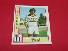 BRUNO STECK SCO ANGERS RECUPERATION PANINI FOOTBALL 80 1979-1980
