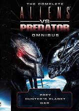 The Complete Aliens vs. Predator Omnibus, David Bischoff, S. D. Perry, Steve Per