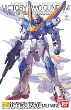 MG Master Grade V Victory Two Gundam Ver.ka 1/100 model kit Bandai