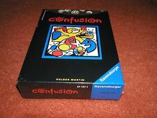 CONFUSION CARDS AND DICE GAME by RAVENSBURGER from 2007- NEW AND SEALED
