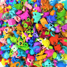 Animal Jam - random 10pcs Adopt A Pet Collect Exclusive figure kid movies toy
