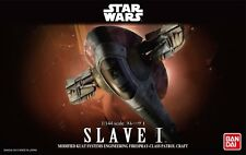New Bandai Star Wars Slave I 1/144 Scale Plastic Model Kit F/S Japan Import