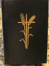 Rural Life Prayer Book Hard Cover Ribbon Markers 1955 Reprint Sure to be a Fav!
