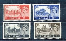 TIMBRE STAMP ZEGEL GREAT BRITAIN ANGLETERRE RARE 283/286  XX