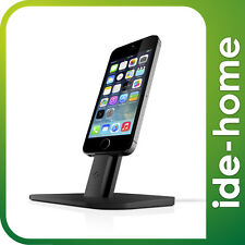 Twelve South HiRise stand for iPhone 6 / 6S, 6 / 6S plus / 5S / iPad - Black