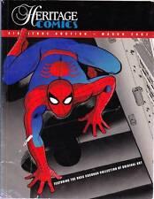 HERITAGE COMICS AUCTION CATALOG March 2002 - Frazetta Buck Rogers, Tarzan