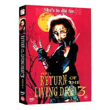 Return Of The Living Dead 3 (1993) DVD -Brian Yuzna (*New *All Region)