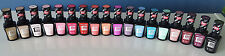 WET N WILD FULL COLLECTION 1STEP WONDER GEL NAIL POLSH LOT OF 18/ NEW/ FREE SHIP