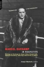 Marcel Duchamp in Perspective-ExLibrary