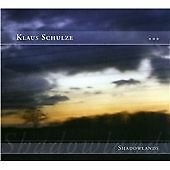 Klaus Schulze - Shadowlands (2013)  CD  NEW/SEALED  SPEEDYPOST