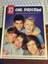 ONE DIRECTION THE OFFICIAL ANNUAL 2013 cartonato