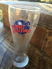 PLANET HOLLYWOOD SOUVENIR BEER GLASS FROM ST LOUIS