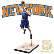 KRISTAPS PORZINGIS - McFarlane NBA 29 New York Knicks Rookie Debut Figure - NEW!