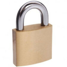 BDS 2034 Padlock-45mm Machined Brass Body -Keyed Alike padlocks-Free Post