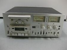 PIONEER  CT-F1000  VINTAGE CASSETTE DECK  for parts or repair