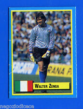 TOP MICRO CARDS - Vallardi 1989 - Figurina-Sticker - ZENGA - ITALIA