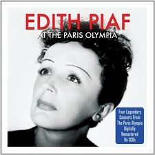 At The Paris Olympia - Edith Piaf (2014, CD NEU)2 DISC SET