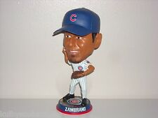 CARLOS ZAMBRANO Chicago Cubs Bobble Head 2010 Limited Edition Bighead MLB New**
