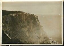 PHOTO RAPID - aviation falaise départ Latham traversée de la Manche 270715