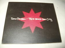 SNOW PATROL - TAKE BACK THE CITY - UK PROMO CD SINGLE