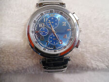 Watch with similar Design to Fortis Flieger Stainless Steel Back 21-1G