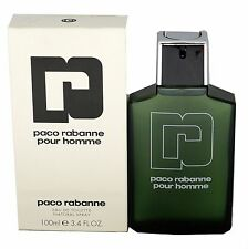 PACO RABANNE POUR HOMME EAU DE TOILETTE NATURAL SPRAY 100 ML/3.4 FL.OZ. (T)