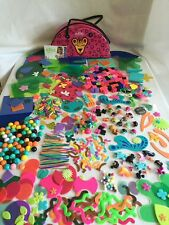 ello Creation System 795pc Jungala Create & Carry Deluxe Set & A LOT MORE