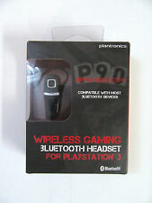 Plantronics GameCom P90 Black Ear-Hook Headset for Playstation 3 & Mobile Phones