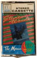 STEVIE WONDER Someday at Christmas CASSETTE TAPE - NEW/FACTORY SEALED
