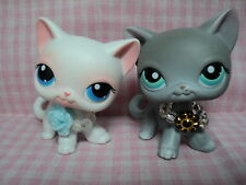 Littlest Pet Shop Handmade Lot of 7 Collars/Necklaces Accessories Great Gift