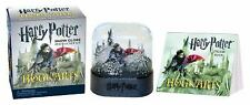 Harry Potter Hogwarts Castle Snow Globe and Sticker Kit (2013, Mixed Media)