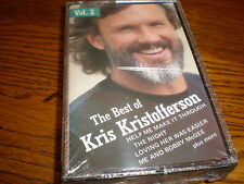 Kris Kristofferson CASSETTE The Best Of