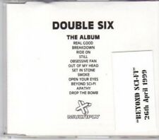 (BK426) Double Six, The Album - 1999 DJ CD