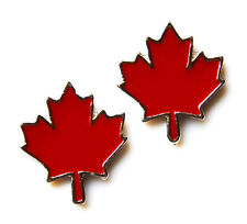 Canada Cufflinks - Gifts for Men - Anniversary Gift - Handmade - Gift Box