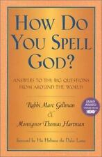 How Do You Spell God? Gellman, Marc Hardcover