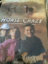 Horse Crazy (DVD) Feature Films for Families