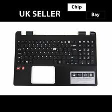 Acer E5-551 Series Palmrest and Keyboard Top Chassis Cover Black FA154001100-2