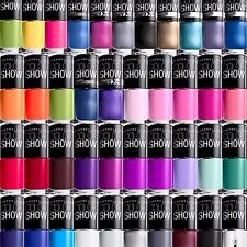 10 Maybelline Color Show Finger Nail Polish Set No Repeat Color's New