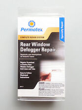 PERMATEX Rear Window Defogger Repair Kit 09117 high-quality electric glue