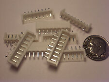 ( 100 PC. ) JST B8B-EH-A, 8 POS., 2.5MM PIT,  SHROUDED WIRE TO BOARD HEADER, NEW
