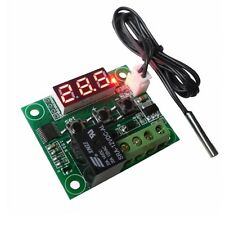 Marina Tropical Aquarium hágalo usted mismo Lcd Regulador De Temperatura Pcb 12v Uk libre Pp